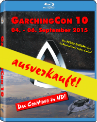 ConVideo GarchingCon 10 Blu-ray
