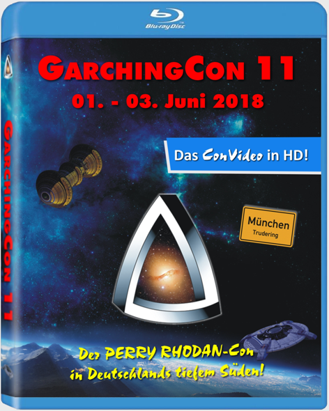 ConVideo GarchingCon 11 Blu-ray